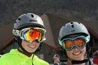 Die passende Kleidung beim Skifahren