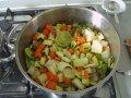 Gemüsefond Gemüsebrühe selbermachen