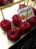 Liebesäpfel selber machen - ein großer Spaß für Groß und Klein!