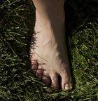 Was tun gegen schwitzende Füße? Diese Tipps helfen...