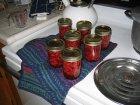 Marmelade oder Gelee ist zu fest geworden