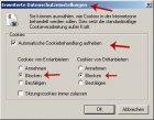 Anleitung Cookies im Internet Explorer 7 blockieren