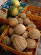 Rezept für kalte Melonensuppe