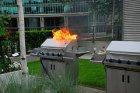 Sicherheit beim Gasgrill: Stichflamme und aufflammen verhindern
