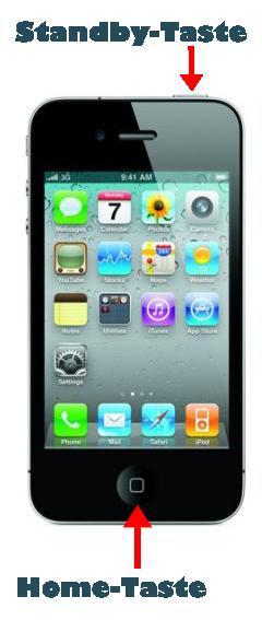 Das iPhone richtig resetten - so geht´s